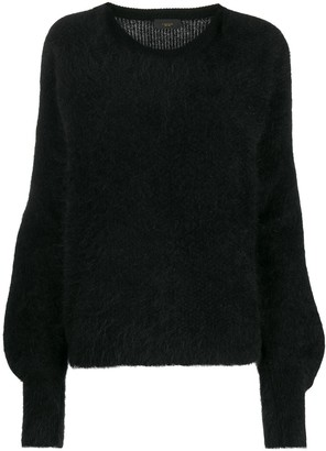 Lédition knitted jumper