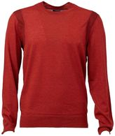 Lanvin crew neck jumper - men - Silk/Spandex/Elastane/Viscose/Wool - M