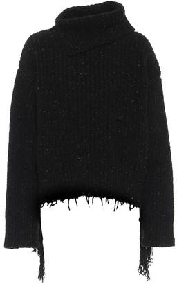 Alanui Galaxy wool-blend sweater