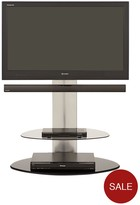 off the wall No More Wires Motion TV Stand - Fits Up To 65 Inch TV