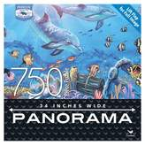 Cardinal Panorama Puzzle - Marco Aguilar Underwater Happy Hour 750pc Puzzle
