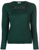 P.A.R.O.S.H. embellished knitted sweater