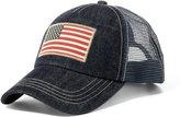 Ralph Lauren Denim & Mesh Trucker Hat