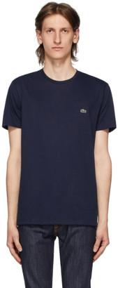 Lacoste Navy Pima Cotton T-Shirt