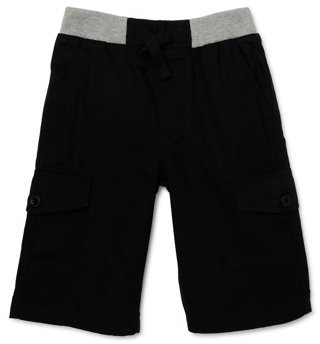 Beverly Hills Polo Club Boys Pull On Cargo Shorts, Sizes 4-20