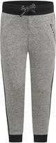 Karl Lagerfeld Girls Grey Fleece Sweatpants