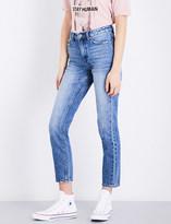 Ksubi Slim Pin Rewind tapered mid-rise jeans