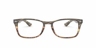 Ray-Ban RX5228M Square Eyeglass Frames