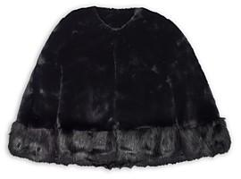 Echo Christina Faux Fur Capelet - 100% Exclusive