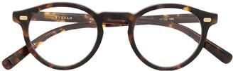 Eyevan 7285 Puerto round-frame optical glasses