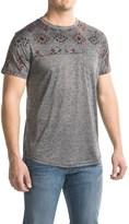 Raw Yarn Industries Navajo Print T-Shirt - Short Sleeve (For Men)