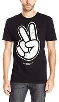 Neff Men's Paz Marble T-Shirt