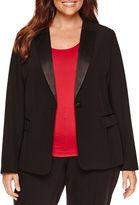 WORTHINGTON Worthington Suit One Button Lapel Jacket-Talls