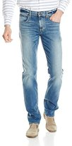 Hudson Men's Byron 5 Pocket Straight Fit Jean In