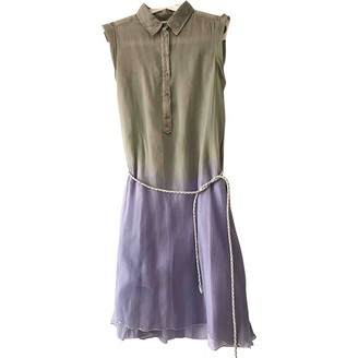 Diesel Purple Dress for Women