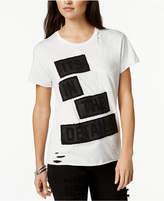 True Religion Cotton Ripped Pocket T-Shirt