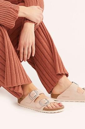 Birkenstock Arizona Brushed Big Buckle Sandals