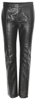 Marc by Marc Jacobs Faux Leather Trousers