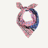 Maje Printed cotton scarf