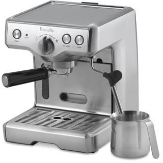 Breville Die-Cast Model 800ESXL Automatic Espresso Machine