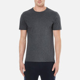 A.P.C. Men's Stitch TShirt - Anthracite Chine