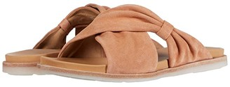 Kork-Ease Zel (Orange Suede) Women's Sandals