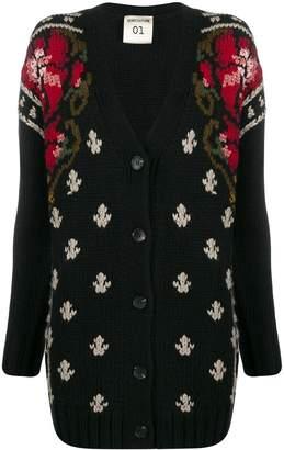 Semi-Couture Semicouture King cardigan