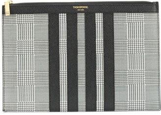 Thom Browne Striped Document Holder