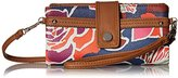 Relic Vicky Tab Checkbook - Rose Wallet