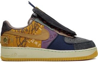Nike x Travis Scott Air Force 1 Low 'Cactus Jack' sneakers