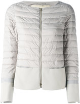 Herno padded jacket - women - Cotton/Polyester/Polyurethane/Polyimide - 42