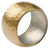 Linen House Baba Napkin Ring (Set of 4)