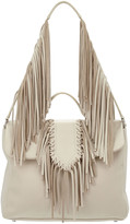 Sam Edelman Michelle Fringe Top Handle