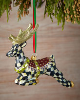 Mackenzie Childs MacKenzie-Childs Prancer Christmas Ornament