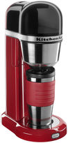 KitchenAid Kitchen Aid Personal Coffee Maker with 18 oz Thermal Mug KCM0402