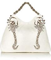 Colossus Scorpion Bag, White
