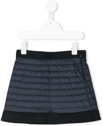 Moncler Enfant Padded Mini Skirt