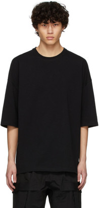Bottega Veneta Black Oversized T-Shirt