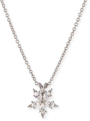 Paul Morelli Mini Stellanise Pendant Necklace with Diamonds