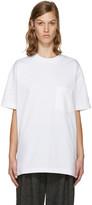 Enfold White Pocket T-Shirt