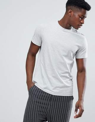 Weekday Alan t-shirt in grey