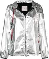 Moncler Mikael silver jacket