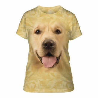 The Mountain Big Face Golden Women's T