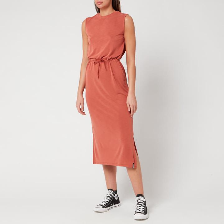 Superdry Women's Desert Drawstring Midi Dress