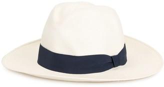 Frescobol Carioca Panama straw hat