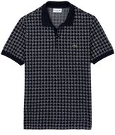 Lacoste Men's Patterned Polo