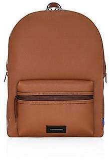 Uri Minkoff Men's Tech Paul Leather Backpack