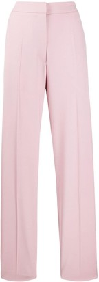 Preen by Thornton Bregazzi Hattie flared suit trousers