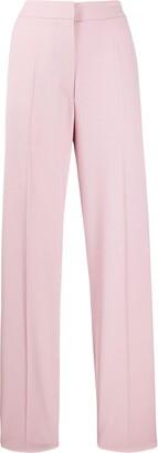 Preen by Thornton Bregazzi Hattie flared suit trousers