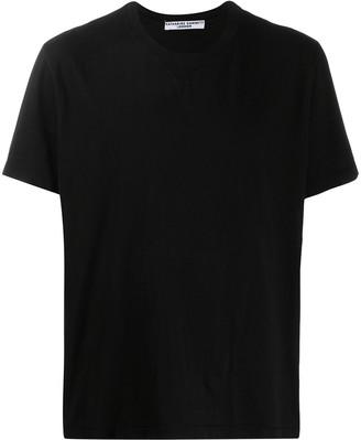 Katharine Hamnett crew neck boxy T-shirt